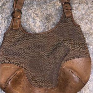 nice authentic coach purse